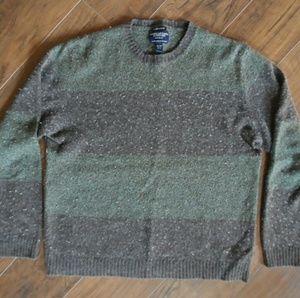 American Eagle Vintage Slim Fit Wool Swearter